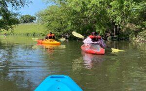 Explore San Antonio River Kayak Rental